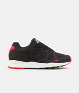 Image for Nike Air Span II SE Shoes - Oil Grey / Black - University Red - Sail