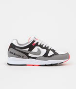 Image for Nike Air Span II Shoes - Black / Dust - Solar Red - White