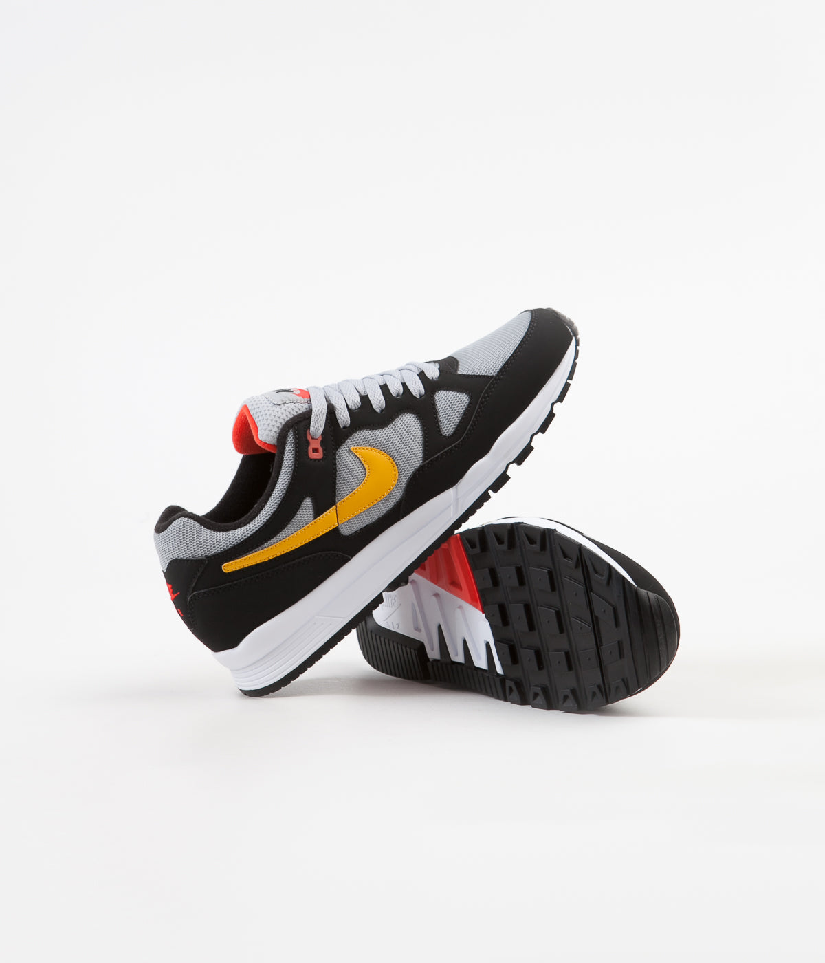 ... Nike Air Span II Shoes - Black   Yellow Ochre - Wolf Grey ... 8c87d53bc