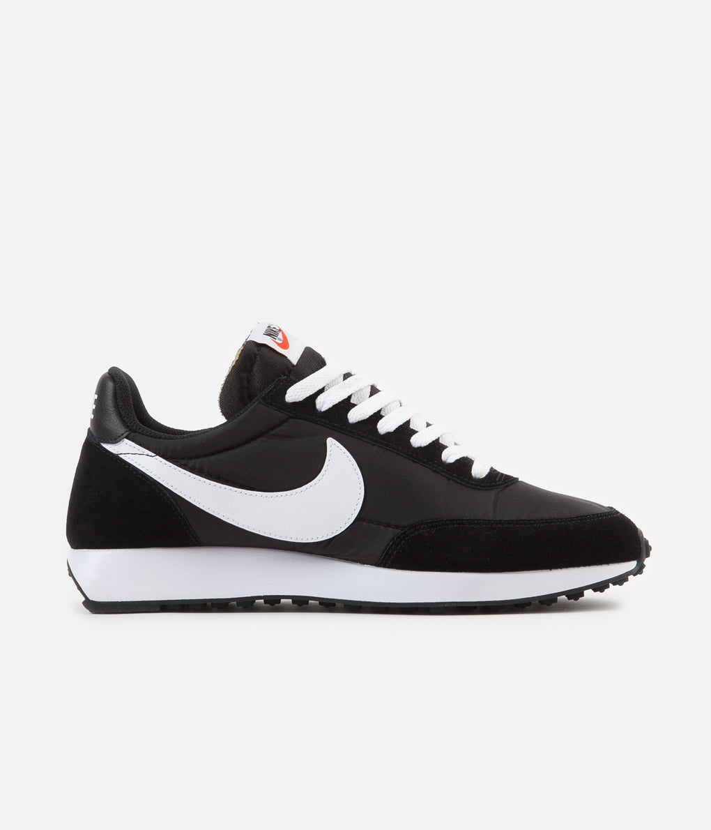 Nike Air Tailwind 79 Shoes - Black - Black / White - Team Orange
