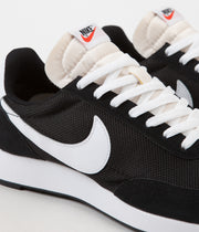 Nike Air Tailwind 79 Shoes - Black / White - Team Orange