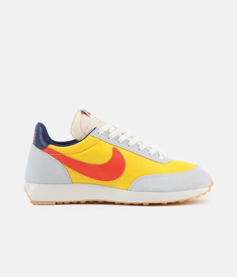 new style 300d4 314cc Nike Air Tailwind 79 Shoes - Blue Tint   Team Orange - Tour Yellow
