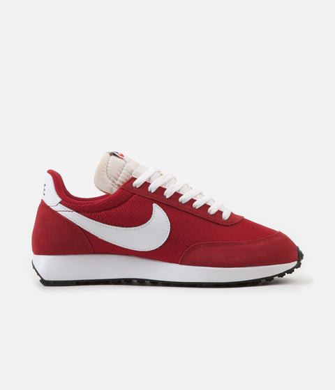 7fb84bd0e501 Nike Air Tailwind 79 Shoes - Gym Red - White - Black - Team Orange