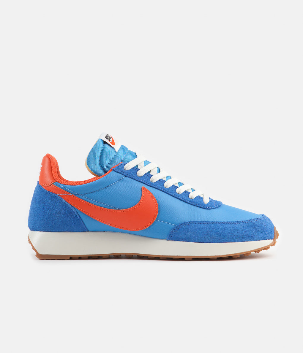 Nike Air Tailwind 79 Shoes - Pacific Blue / Team Orange - University Blue