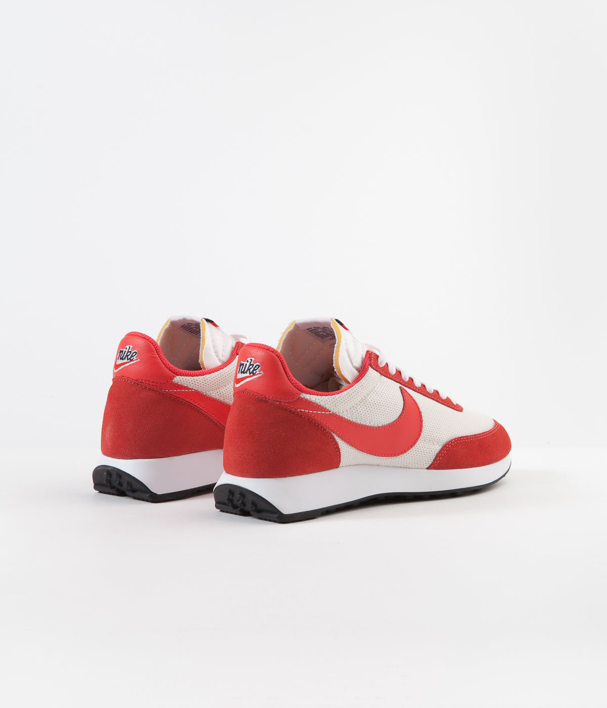 argumento Previamente Locomotora  Nike Air Tailwind 79 Shoes - Sail / Track Red - White - Habanero Red |  Always in Colour