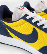 Nike Air Tailwind 79 Shoes - Speed Yellow / Midnight Navy - White