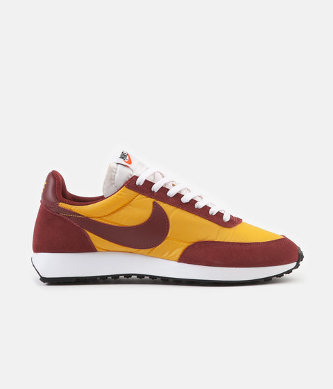 Nike Air Tailwind 79 Shoes - University Gold / Team Red - White - Black