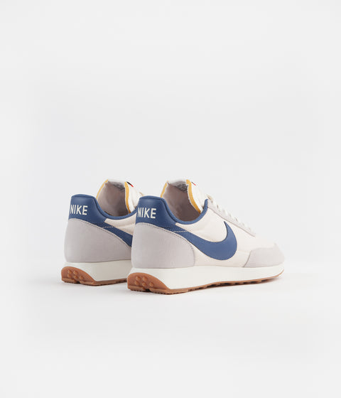 Nike Air Tailwind 79 Shoes - Vast Grey / Mystic Navy - Light Cream - Sail