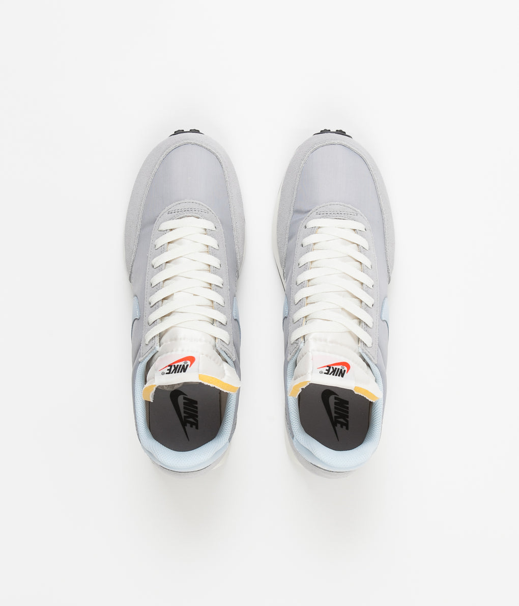 Nike Air Tailwind 79 Shoes - Wolf Grey / Antarctica - Sail - Black