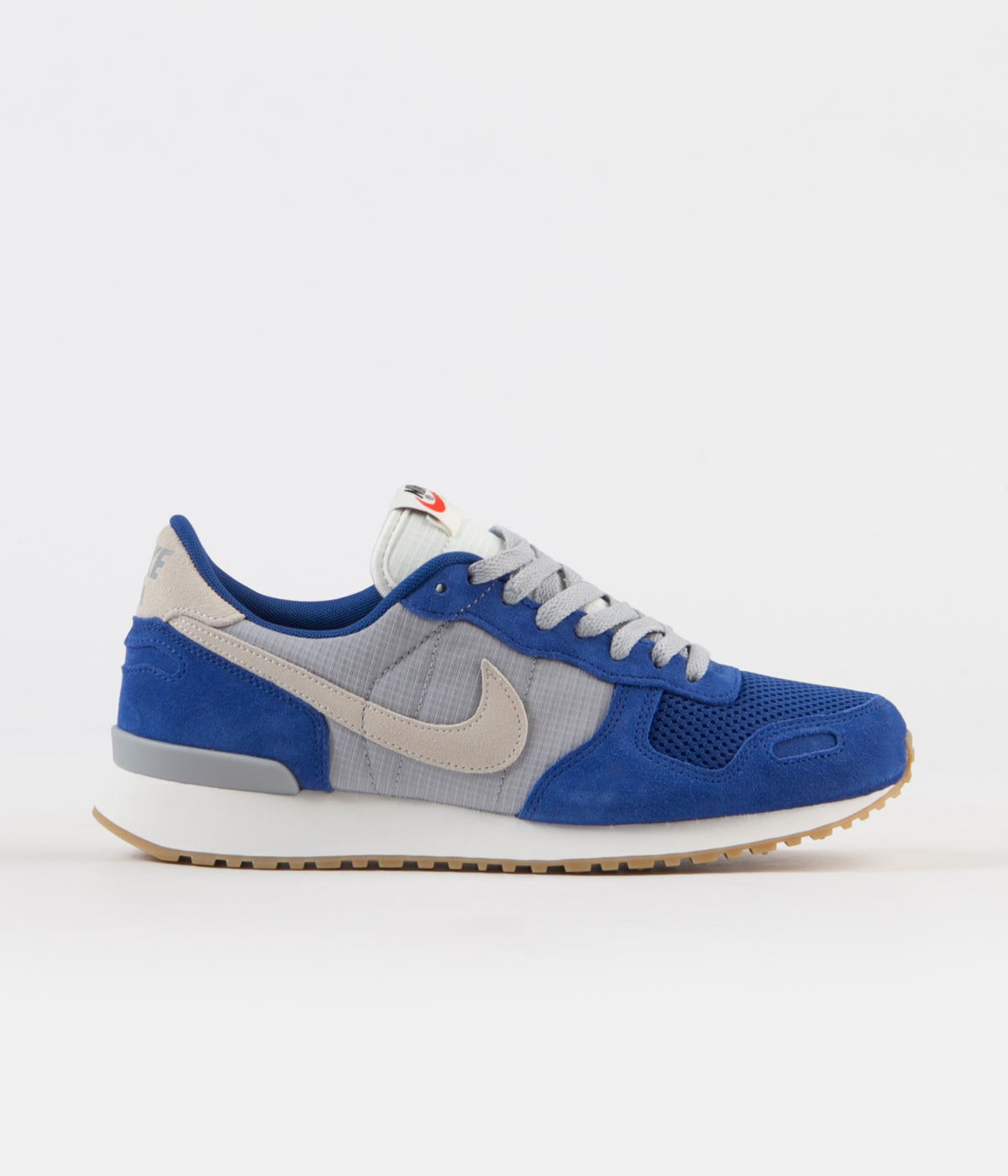7b8298a52ae ... Nike Air Vortex Shoes - Indigo Force   Light Cream - Wolf Grey - Sail  ...