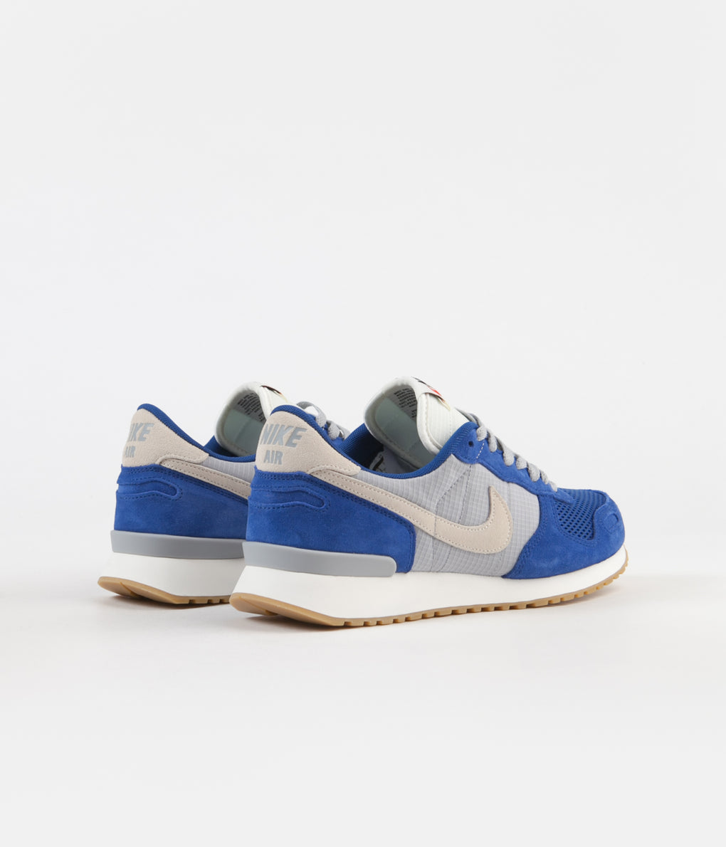 Nike Air Vortex Shoes - Indigo Force / Light Cream - Wolf Grey - Sail