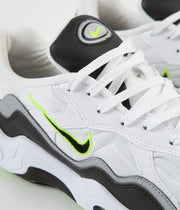 Nike Air Zoom Alpha Shoes - Black / Volt - Wolf Grey - White