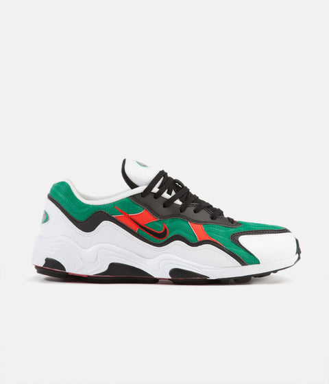 save off 99fb0 12965 Nike Air Zoom Alpha Shoes - Lucid Green   Habanero Red - White - Black