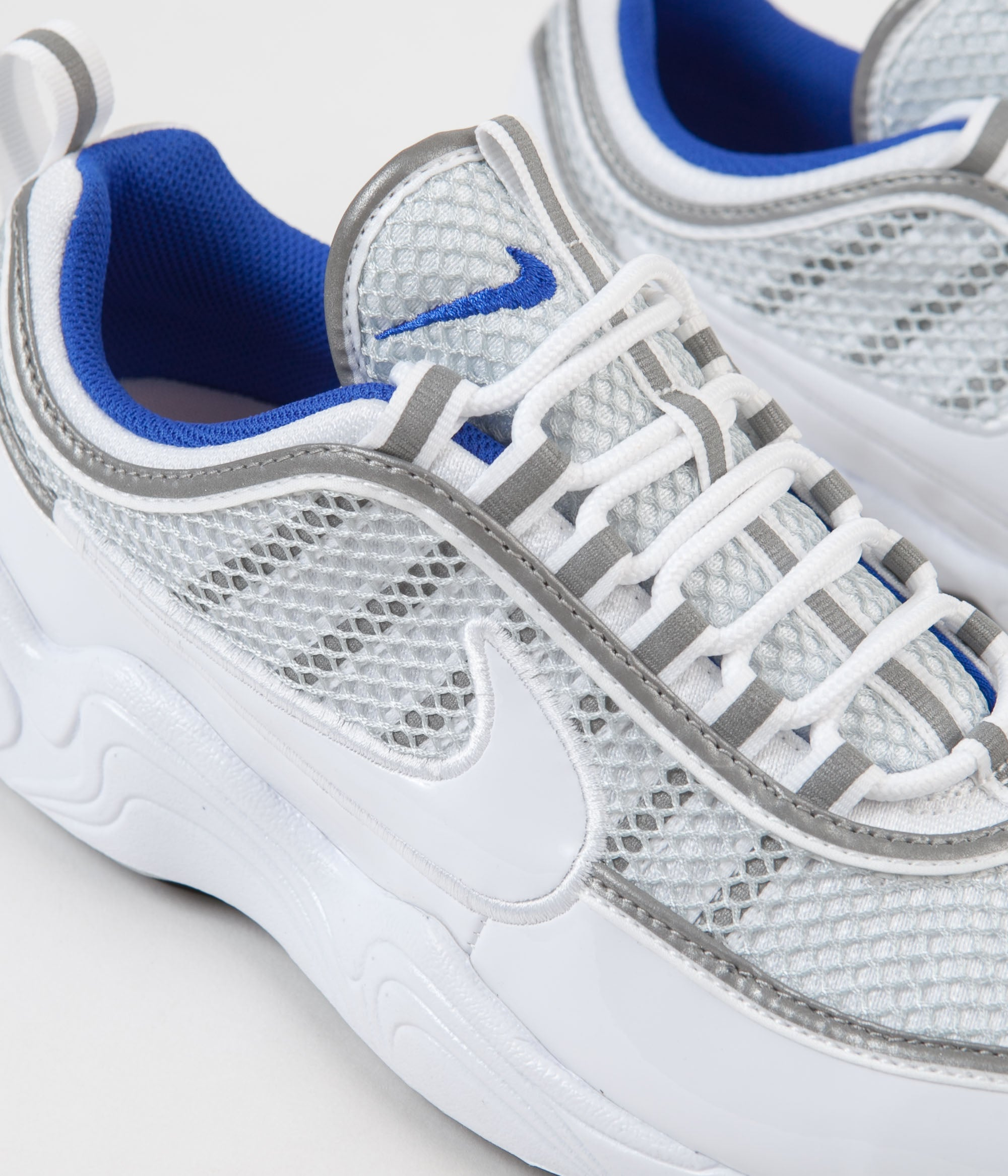detailed look 2a836 d9fc7 Pure Nike Shoes Platinum  16 Zoom Spiridon White Air xqwqPSTY