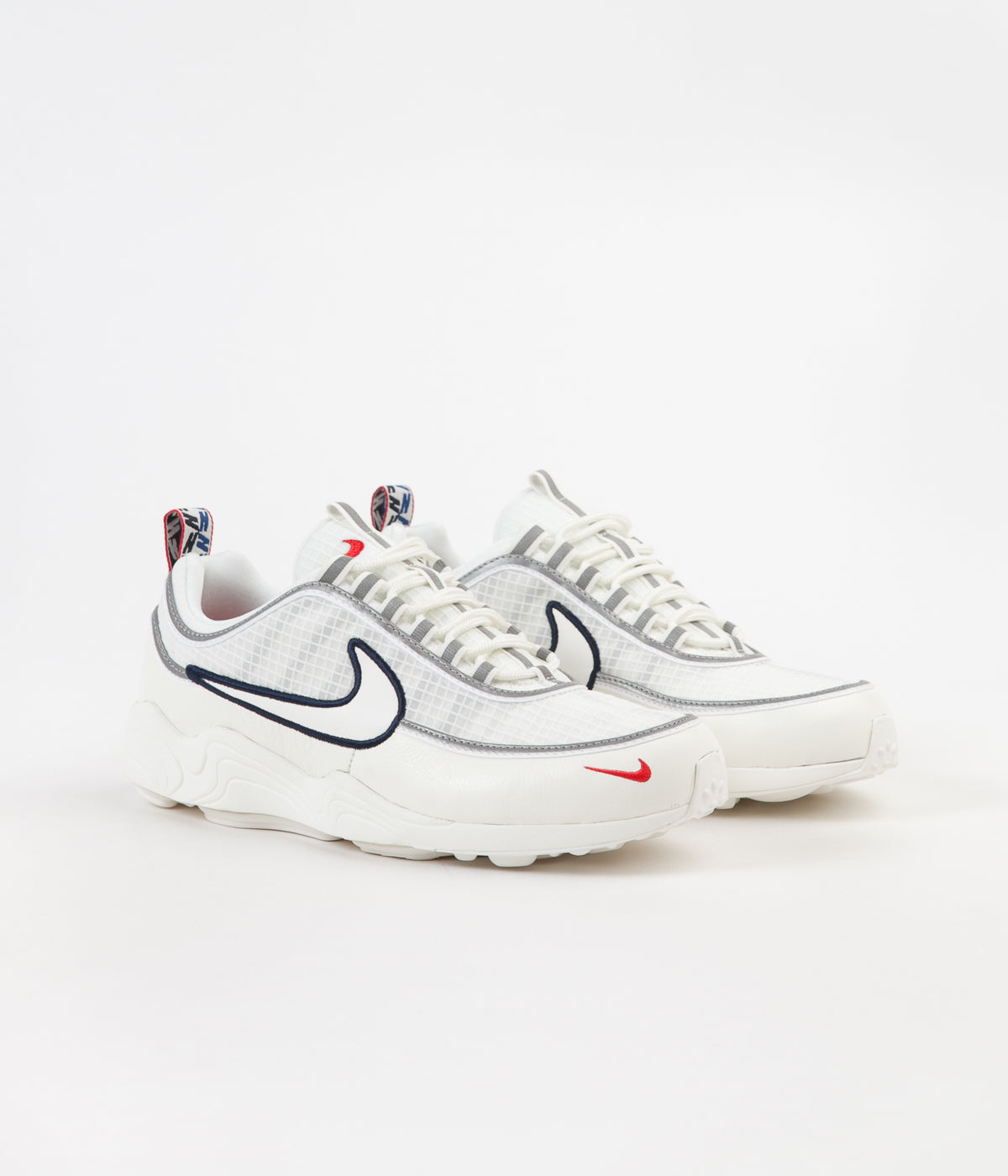 online store 1d9f2 70c10 ... Nike Air Zoom Spiridon SE Shoes - Sail   University Red - Obsidian ...