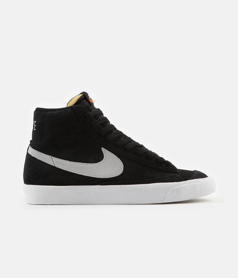 Nike Blazer Mid '77 Suede Shoes - Black / Photon Dust