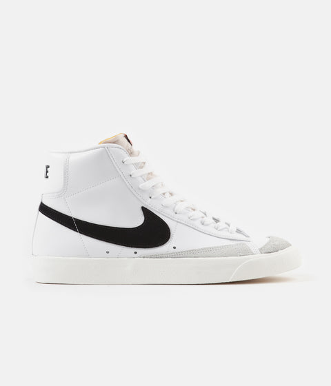 Nike Blazer Mid '77 Vintage Shoes - White / Black