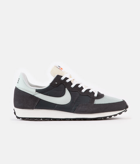 Nike Challenger OG Shoes - Off Noir / Light Silver - Dark Smoke Grey
