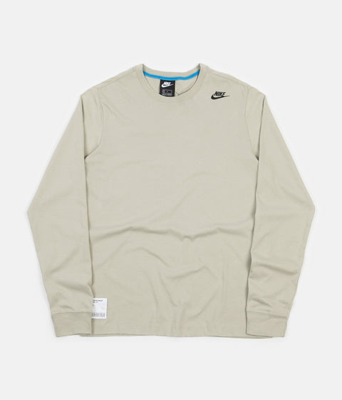 Nike CJ Long Sleeve T-Shirt - Stone