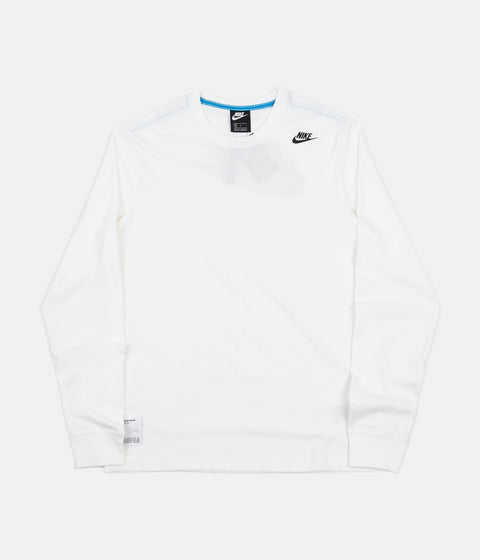 Nike CJ Long Sleeve T-Shirt - White