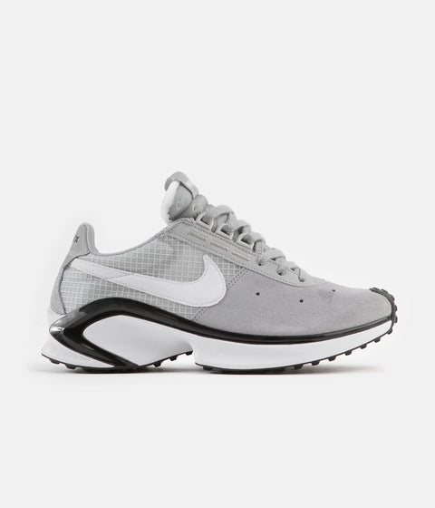 Nike D/MS/X Waffle Shoes - Wolf Grey / White - Pure Platinum - Black