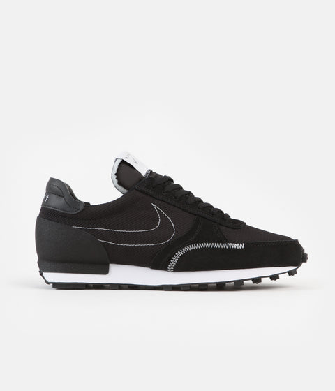Nike Daybreak Type Shoes - Black / White