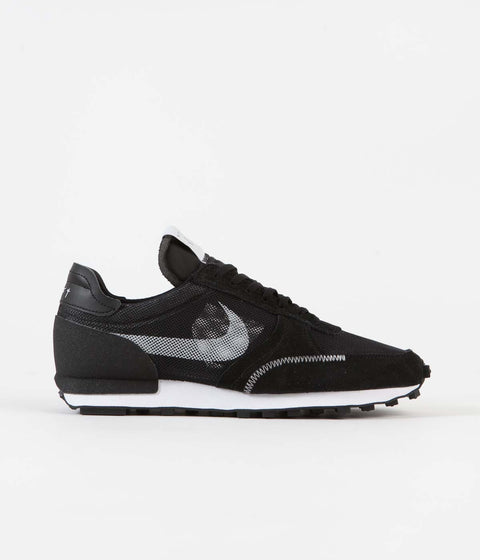 Nike Daybreak Type Shoes - Black / White / White