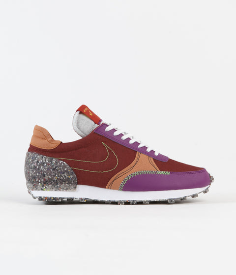 Nike Daybreak Type Shoes - Rugged Orange / Rugged Orange - Monarch