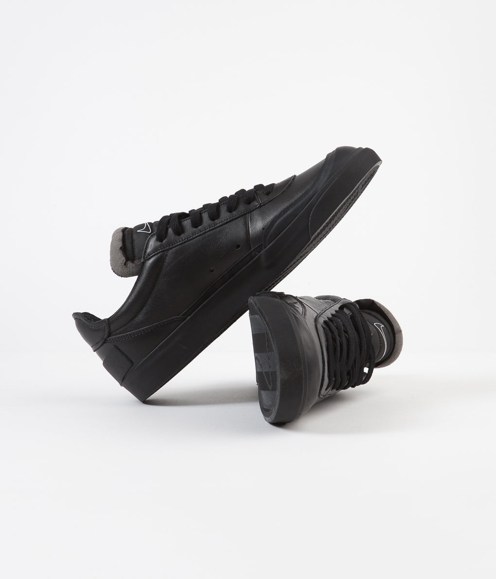Nike Drop Type Premium Shoes - Black / White