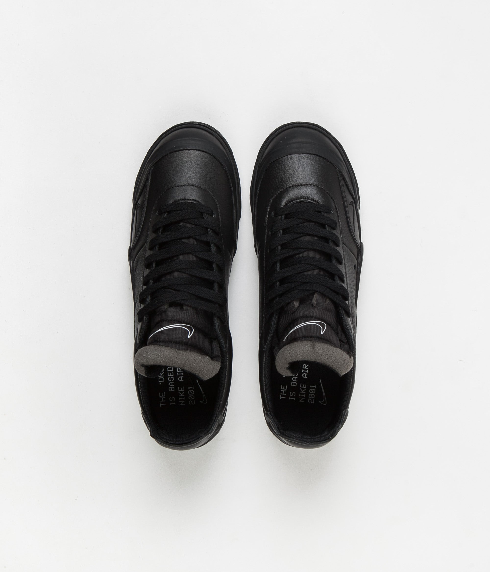 Comida Unir Ambigüedad  Nike Drop Type Premium Shoes - Black / White | Always in Colour