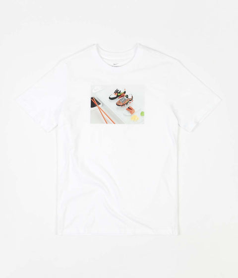 Nike Food Shoeshi T-Shirt - White