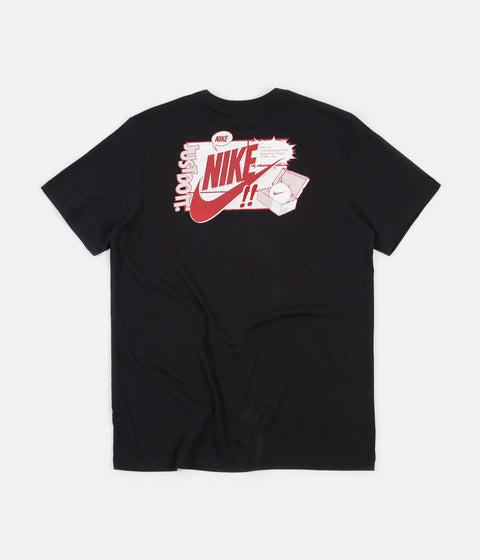 Nike Footwear T-Shirt - Black