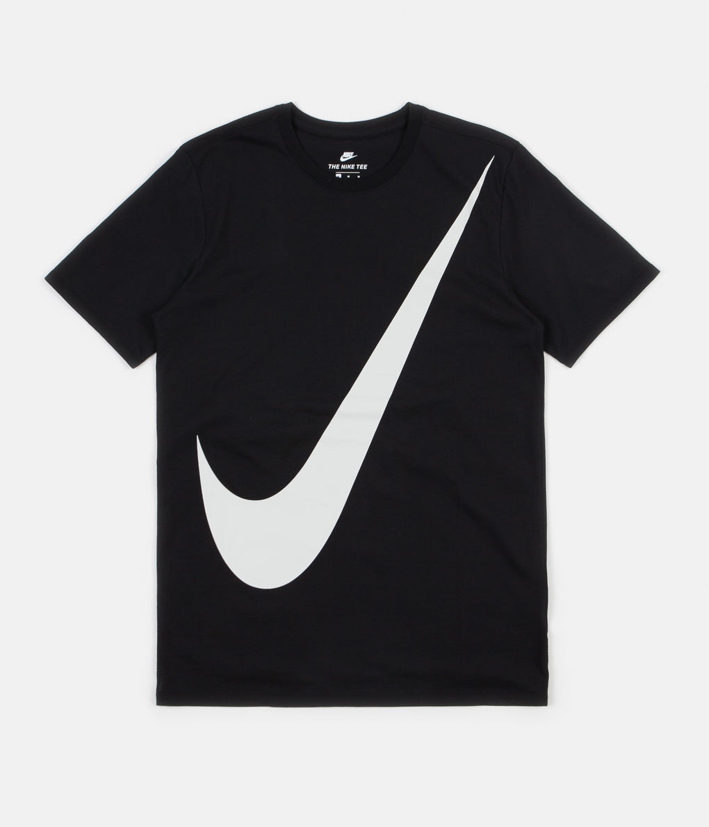 Nike Hybrid T-Shirt - Black / Light Bone