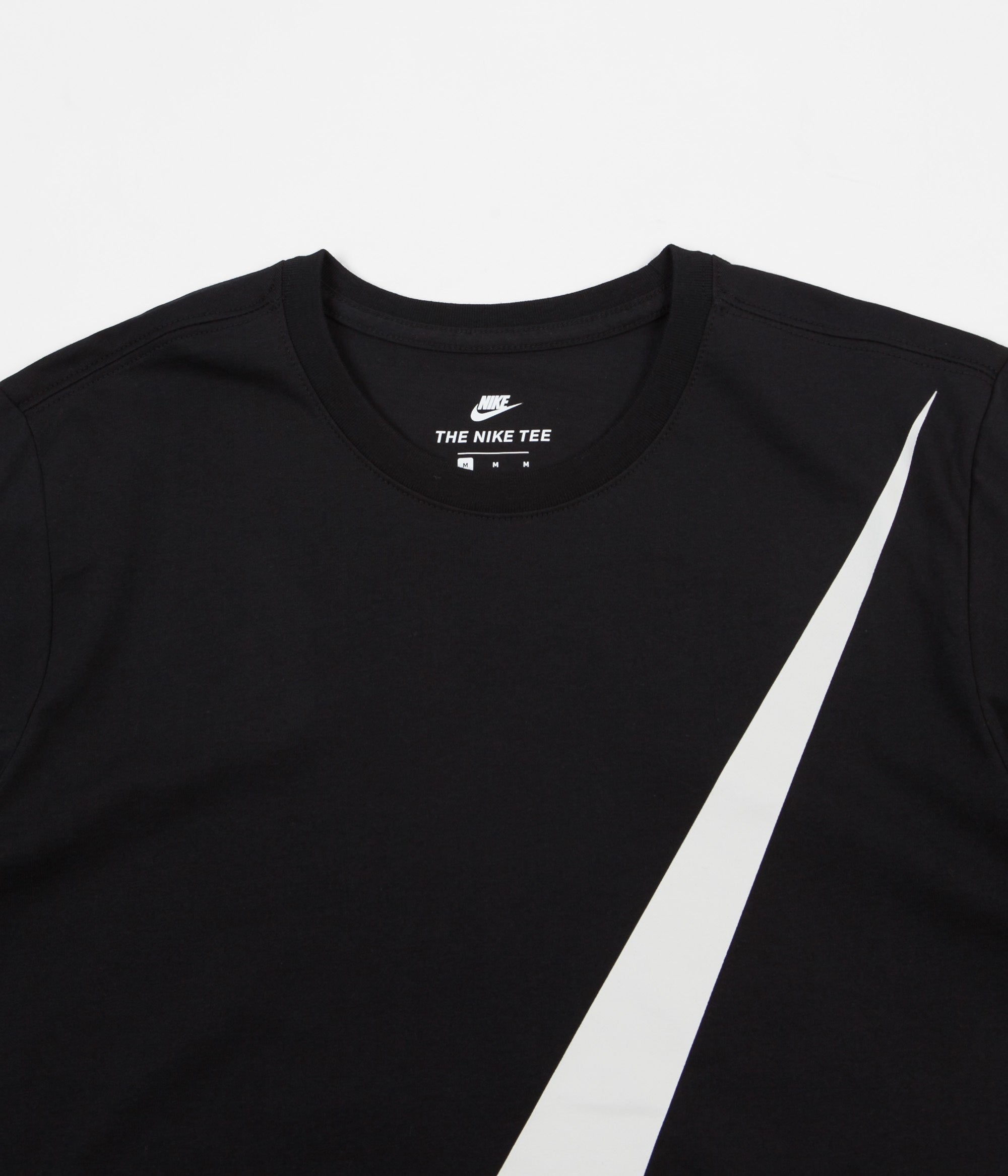 f57578e8 Nike Hybrid T-Shirt - Black / Light Bone | Always in Colour