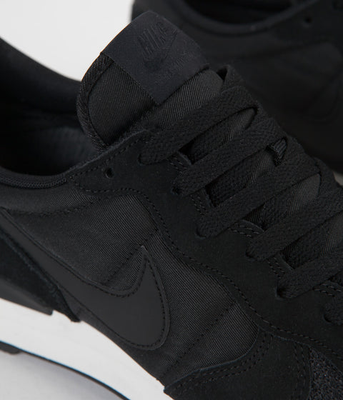 Nike Internationalist Special Edition Shoes - Black / Black - Sail