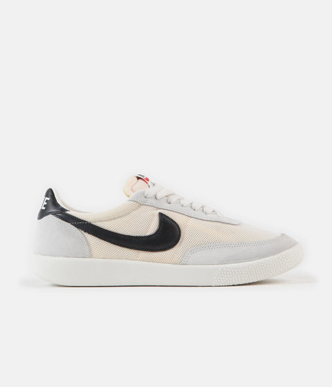 Nike Killshot OG Shoes - Sail / Black - Team Orange