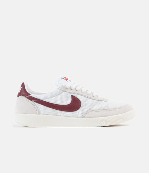 Nike Killshot OG Shoes - White / Team Red - Sail - Team Orange