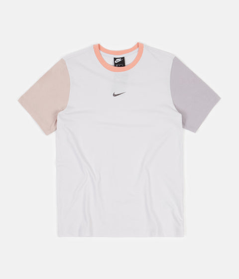 Nike LBR Swoosh T-Shirt - Vast Grey