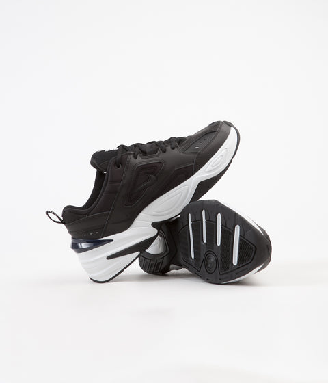 Nike M2K Tekno Shoes - Black / Black - Off White - Obsidian