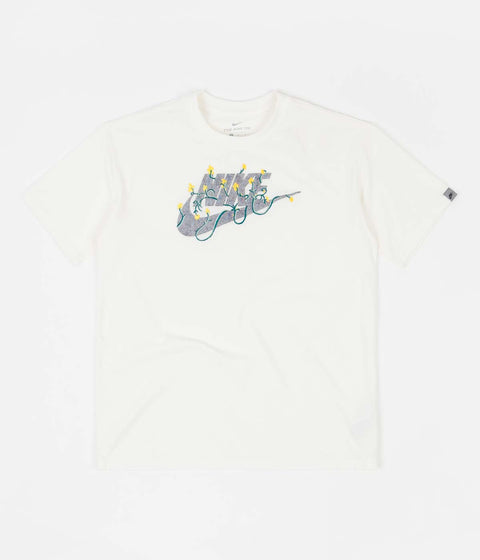Nike M2Z Embroidered T-Shirt - Pure