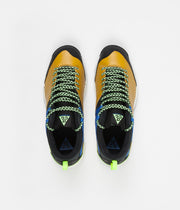 Nike ACG Okwahn II Shoes - Dark Citron / Volt Glow - Outdoor Green