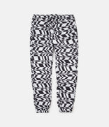 Image for Nike Printed VW Swoosh Woven Pants - White / Black / Black