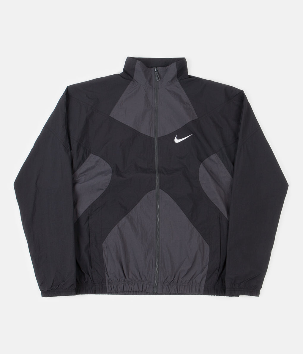 Nike Re-Issue Woven Jacket - Anthracite / Black / Black / White