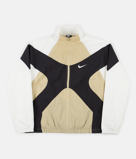 Nike Re-Issue Woven Jacket - Team Gold / Sail / Black / White