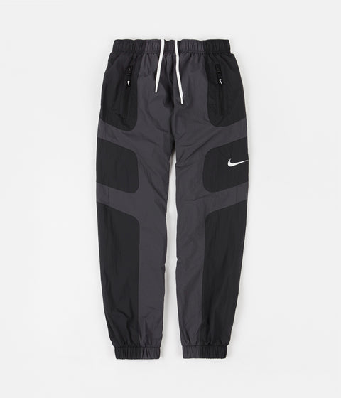 Nike Re-Issue Woven Pants - Black / Anthracite / White