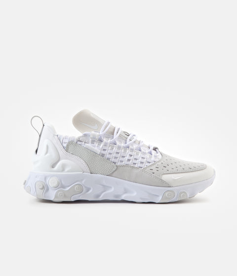 Nike React Sertu Shoes - White / Photon Dust - Photon Dust