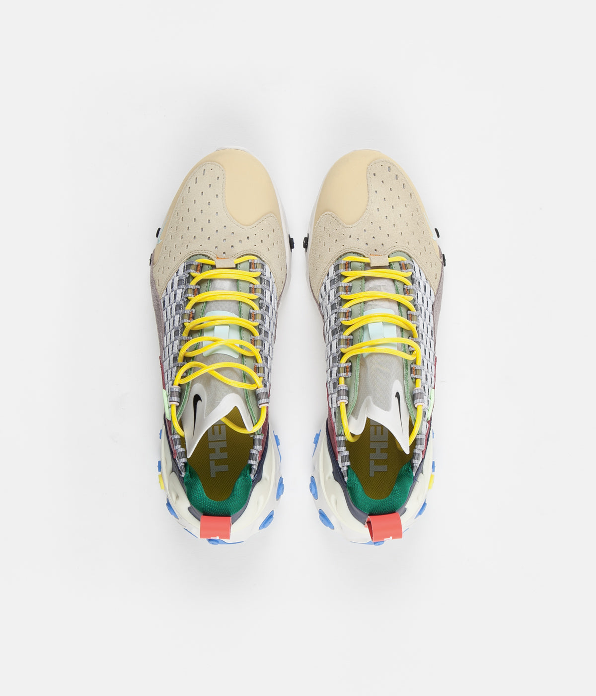 preocuparse Gimnasta Conversacional  Nike React Sertu Shoes - Wolf Grey / Teal Tint - Pumice | Always in Colour