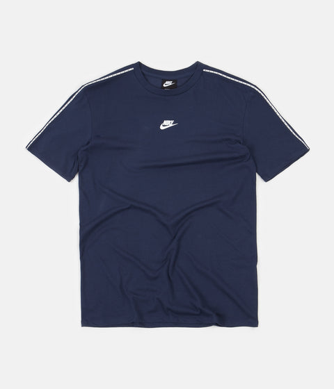 Nike Repeat T-Shirt - Midnight Navy