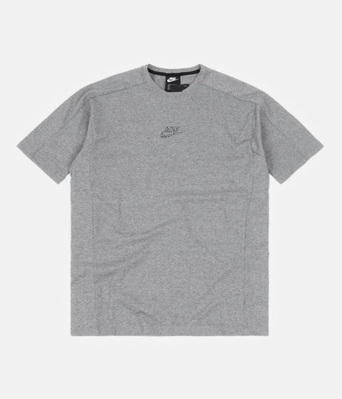 Nike Revival Jersey T-Shirt - Black / Heather