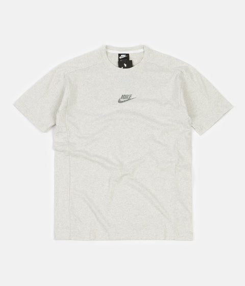 Nike Revival Jersey T-Shirt - White / Heather